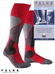 Falke Ski Socks SK1 Silk Comfort for Women