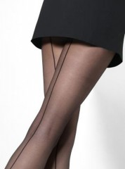 Cette Vienna Panty-Seamed Tights-Collants-Seamed Pantyhose