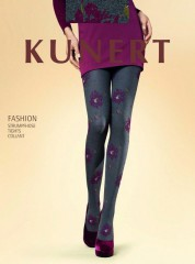 Kunert Flower Melange Panty Tights Collants Strumpfhose