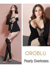 OROBLU Pearly Overknees