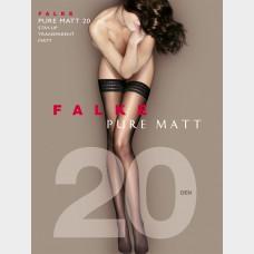 Falke Pure Matt 20 Stay ups