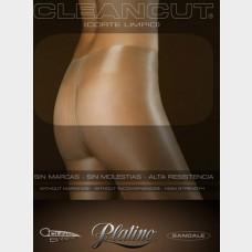 Platino Cleancut 15D No Waistband Panty