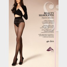 SiSi Beauty Silhouette 40 Panty