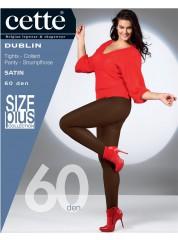 Cette Dublin Size Plus Panty- Dark Brown