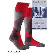 Falke Falke Ski Socks SK1 Silk Comfort for Women Chaussettes